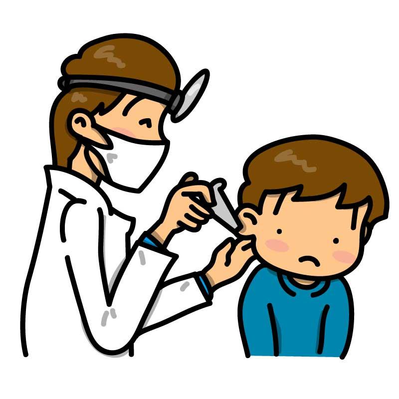 耳鼻科診察