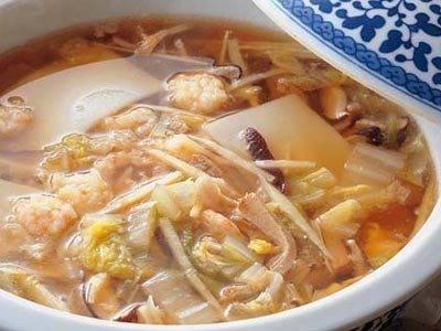 中国風雑煮